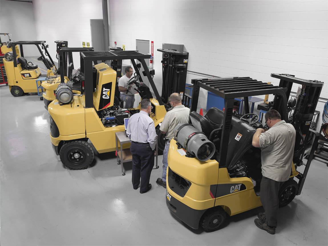 Forklift Certification Va Richmond Chesapeake Bedford Eaheart